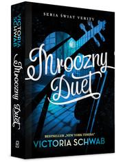okładka Mroczny Duet, Książka | Schwab Victoria