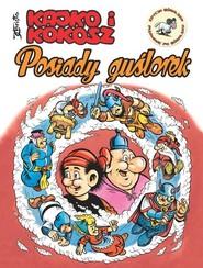 okładka Posiady guślorek, Książka | Janusz Christa