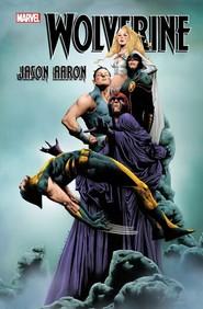 okładka Wolverine Tom 3, Książka | Aaron Jason