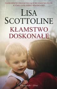 okładka Kłamstwo doskonałe, Książka | Lisa Scottoline