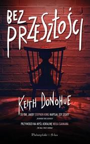 okładka Bez przeszłości, Książka   Donohue Keith