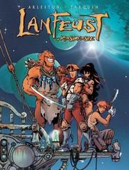 okładka Lanfeust w Kosmosie Tom 1, Książka   Christophe Arleston, Didier Tarquin