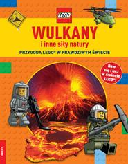 okładka LEGO Wulkany i inne siły natury LDJ-3, Książka | Opracowanie zbiorowe