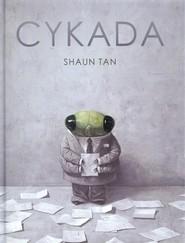 okładka Cykada, Książka | Tan Shaun