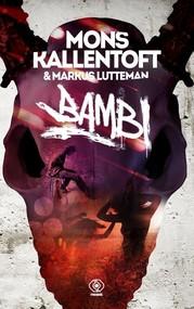 okładka Herkules Tom 3 Bambi, Książka | Mons Kallentoft, Markus Lutteman