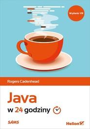 okładka Java w 24 godziny, Książka | Rogers Cadenhead