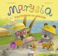 okładka Marysia Trzy historie na wakacje, Książka | Berkane Nadia