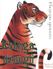 okładka Księga dżungli, Książka | Rudyard Kipling