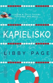 okładka Kąpielisko, Książka   Page Libby