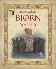 okładka Bjon Syn burzy, Książka | Paweł Wakuła
