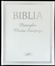 okładka Biblia Pamiątka Chrztu Świętego, Książka | Ribbons Lizzie