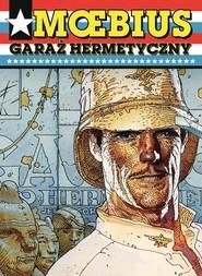 okładka Garaż hermetyczny, Książka | Moebius