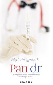 okładka Pan dr, Książka | Sylwia  Janik