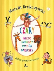 okładka Czary, Książka | Marcin Brykczyński