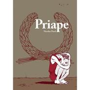 okładka Priap, Książka | Presl Nicolas