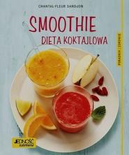okładka Smoothie Dieta koktajlowa, Książka | Sandjon Chantal-Fleur