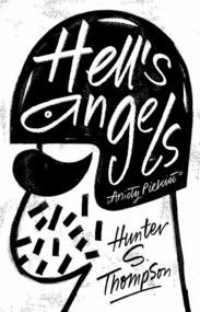okładka Hell's Angels Anioły piekieł, Książka | Hunter S. Thompson