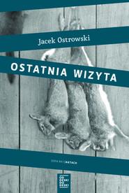 okładka Ostatnia wizyta, Książka   Jacek  Ostrowski