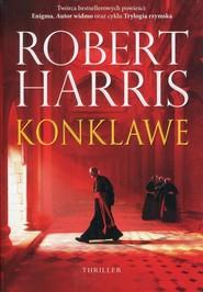 okładka Konklawe, Książka | Robert Harris