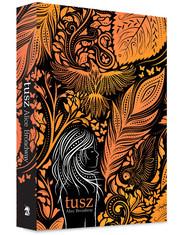 okładka Tusz, Książka | Broadway Alice
