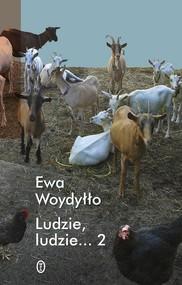okładka Ludzie, ludzie... 2, Książka   Ewa Woydyłło