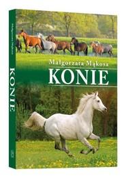 okładka Konie, Książka | Mąkosa Małgorzata