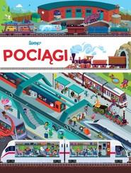 okładka Pociągi, Książka | Stephan Lomp