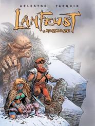 okładka Lanfeust w Kosmosie, Książka   Arleston Christophe