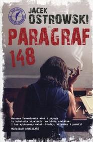 okładka Paragraf 148, Książka   Jacek  Ostrowski