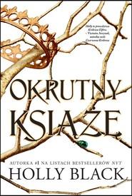 okładka Okrutny książę, Książka | Holly Black
