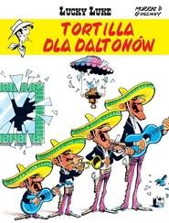 okładka Lucky Luke Tortilla dla Daltonów, Książka | René Goscinny