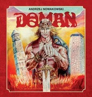 okładka Doman, Książka | Nowakowski Andrzej