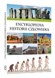 okładka Encyklopedia historii człowieka, Książka | Rudź Przemysław