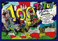 okładka Tytus Romek i ATomek obchodzą 100-lecie odzyskania niepodległości Polski z wyobraźni Papcia Chmiela narysowani, Książka | Henryk Jerzy Chmielewski