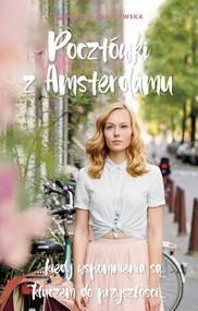 okładka Pocztówki z Amsterdamu, Książka | Zakrzewska Agnieszka