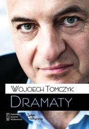 okładka Dramaty, Książka | Tomczyk Wojciech
