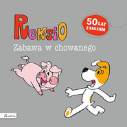 okładka Reksio Zabawa w chowanego, Książka   Szarf Maria