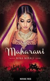 okładka Maharani, Książka | Nirali Nina