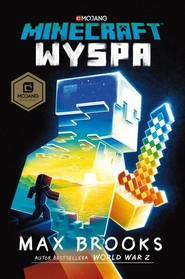 okładka Minecraft Wyspa, Książka   Max Brooks