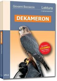 okładka Dekameron Lektura z opracowaniem, Książka | Giovanni Boccaccio