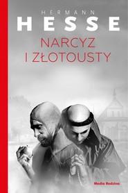 okładka Narcyz i Złotousty, Książka | Hermann  Hesse