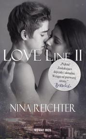 okładka Love Line II, Książka | Nina  Reichter