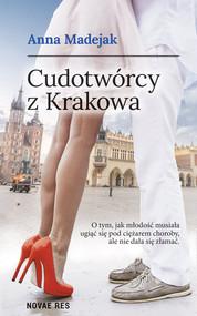 okładka Cudotwórcy z Krakowa, Książka | Madejak Anna