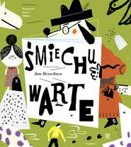 okładka Śmiechu warte, Książka | Jan Brzechwa
