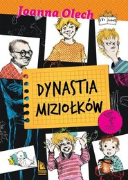okładka Dynastia Miziołków, Książka | Joanna Olech