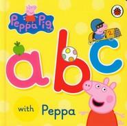 okładka Peppa Pig ABC with Peppa, Książka |