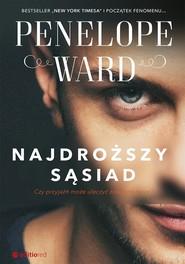 okładka Najdroższy sąsiad, Książka | Penelope Ward