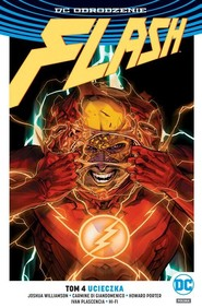 okładka Flash Tom 4 Ucieczka, Książka | Williamson Joshua