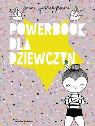 okładka Powerbook dla dziewczyn, Książka   Pääskysaari Jenni