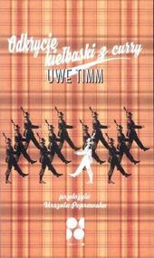 okładka Odkrycie kiełbaski z curry, Książka | Uwe Timm